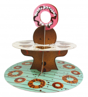 2 Tiers Cake Stand