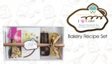 Bakery Recipe Set