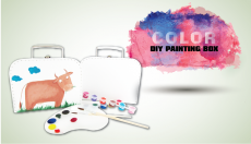 DIY Painting Box