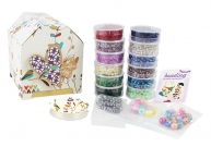 Animal beading set--bird
