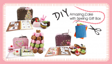 DIY Amazing Cake Set