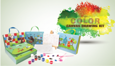 Canvas Postcard Box Set